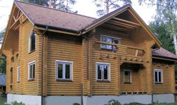 Проект сруба дома 9 на 12м