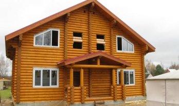 Проект сруба дома 11,6 на 13,3м